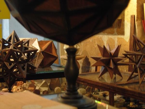 Cabinet de curiosié géométrique
