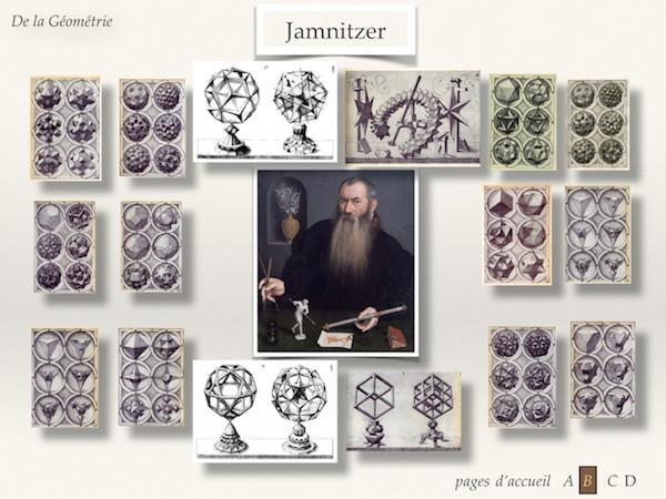 Perspectivae de Jenzel Jamnitzer