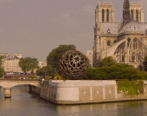 Sphère de la Paix à N-D