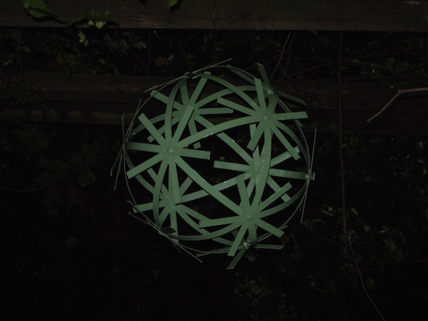 Nuit de Sphère polyédrique