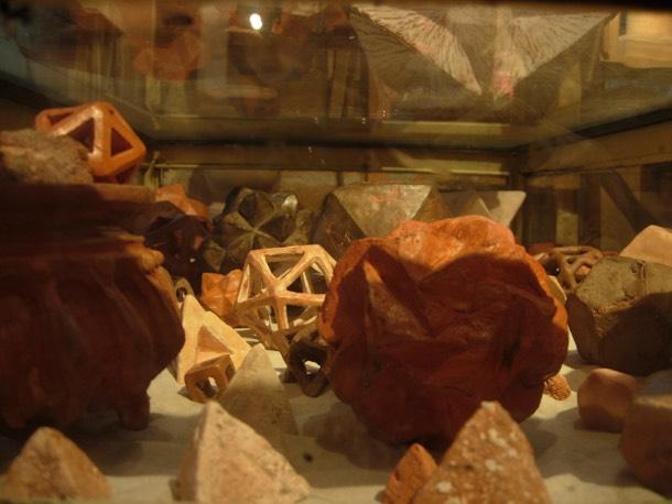Grotte aux Polyèdres