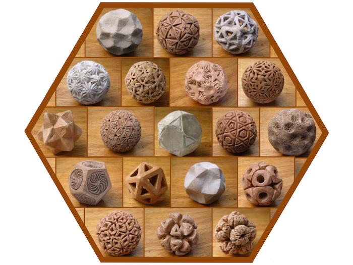 Polyèdres et sphères 4