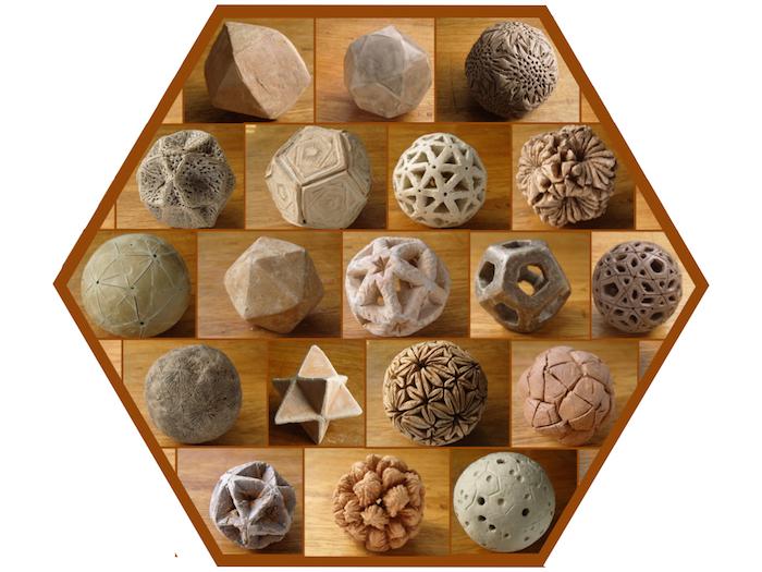 Polyèdres et sphères 3
