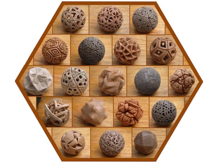Sphères et polyèdres 5