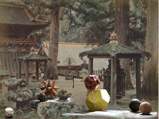 Polyèdres à Kioto